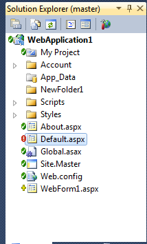 Using Git with Visual Studio 2010, an introduction | DiscountASP NET