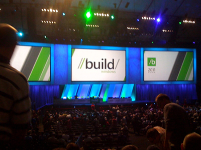 Microsoft Build Windows Keynote