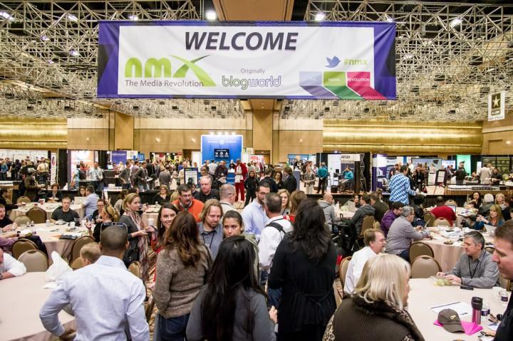NMX exhibition floor